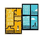 Jonas Jonasson 2 Books Collection Set, The Hundred-Year-Old Man Who Climbed Out of the Window and Disappeared and The Girl Who Saved the King of Sweden)