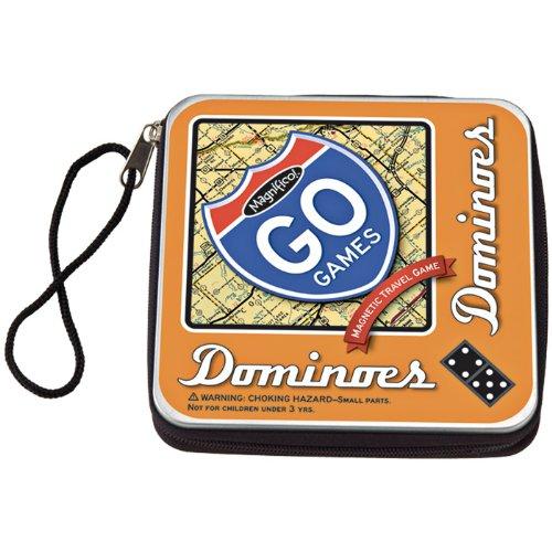 Magnetic Poetry Go Games Dominoes - 1