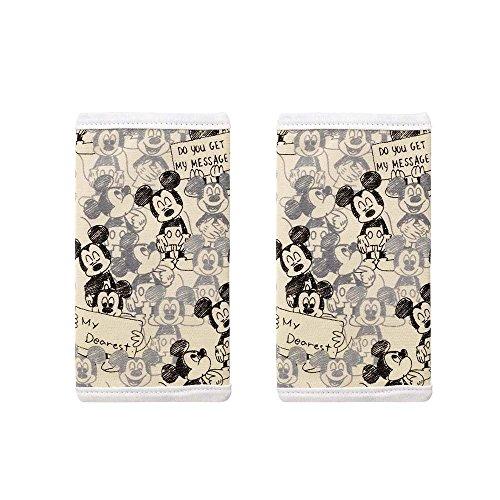 ナポレックス(NAPOLEX) ディズニー・キャラクターグッズ・コレクション ベルトカバー ミッキー BD-127