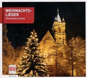 Weihnachtslieder-Christmas Carols