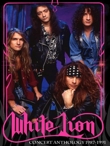 White Lion - Concert Anthology 1987-1991 Deluxe Pack