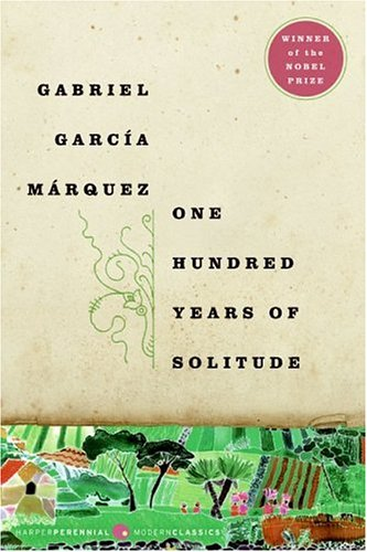 One Hundred Years of Solitude (P.S.), GABRIEL GARCIA MARQUEZ