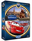 Image de Ratatouille + Cars : Quatre roues - Coffret 2 Blu-Ray [Blu-ray]