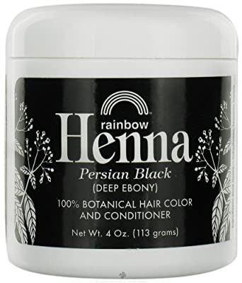 Best Cheap Deal for Rainbow Research - Henna Hair Color Persian Black by Rainbow Research - Free 2 Day Shipping Available