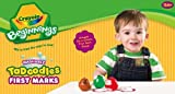 Crayola Beginnings TaDoodles Washable First Marks 18ct. by Crayola