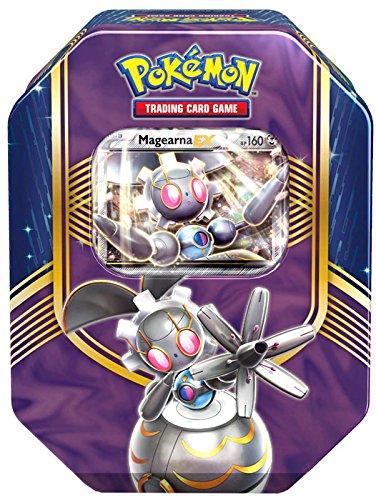 Pokemon Tin Box #61 Magearna [Import allemand]