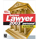 Quicken Lawyer 2003 Personal [OLD VERSION]