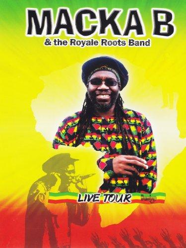 Macka-B: Live Tour