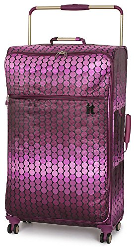it-luggage-worlds-lightest-34-spinner-ombre-spot-berry