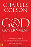 God and Government: An Insider's View on the Boundaries between Faith and Politics