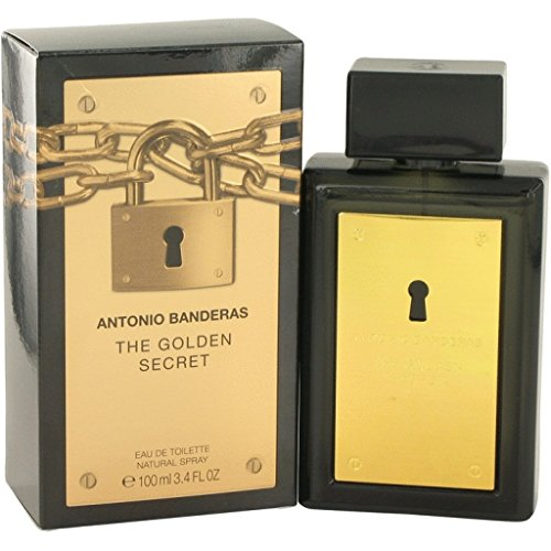 The Golden Secret Eau De Toilette Spray 100ml