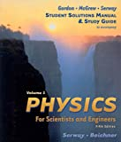 img - for Physics For Scientists & Engineers Study Guide, Vol 1, 5th Edition book / textbook / text book