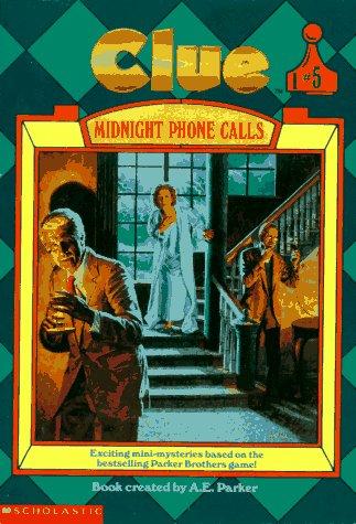 Midnight Phone Calls (Clue, Book 5)