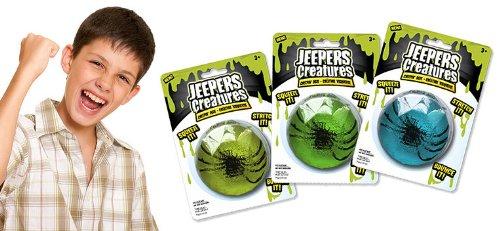 Jeepers Creatures CREEPIN' OOZE - Bonus Spider Inside - 1