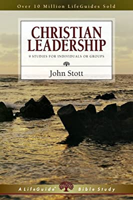 Christian Leadership (Lifeguide Bible Studies)
