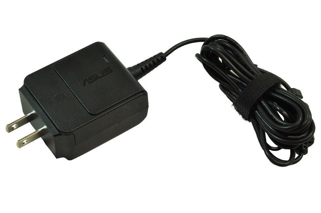 ASUSTek ASUS純正電源 EeePC 1025C / 1025CE / X101H / X101CH / 1101HA / 1215B / 1215N / 1215T / 1225B / VX6用 AC/DC電源 (Black)