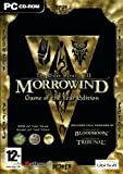 The Elder Scrolls III: Morrowind Game of the Year Edition (輸入版)