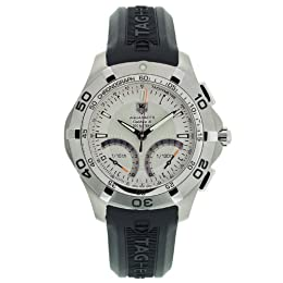 TAG Heuer Men s CAF7011 FT8011 Aquaracer Calibre S Chronograph Watch
