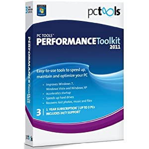 PC Tools Performance Toolkit v1.0.1.112 [PL] + [Portable]
