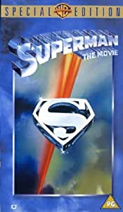 Superman: The Movie [VHS] [1978]