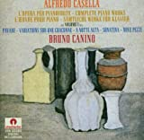 Casella: Cpte Piano Works Vol1