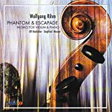 Phantom & Escapade. Works for Violin & Piano