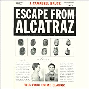 Escape from Alcatraz Audiobook
