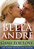 Game For Love (A Bad Boys of Football Contemporary Romance)