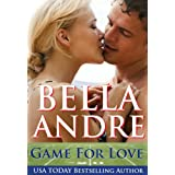 Game For Love (A Bad Boys of Football Contemporary Romance) ~ Bella Andre
