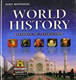 img - for World History: Patterns of Interaction, Student Edition Survey book / textbook / text book