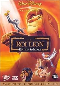 Le Roi Lion - Édition Spéciale 2 DVD