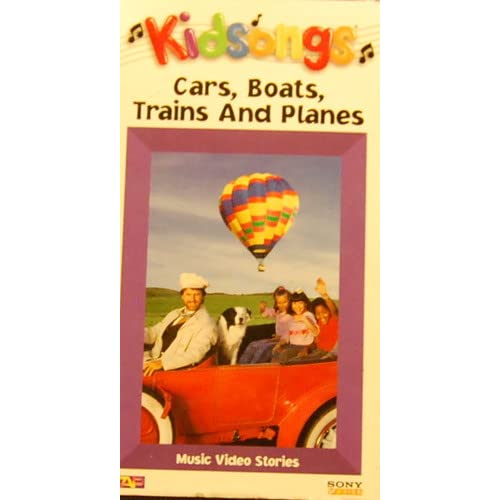 Cars Boats Trains And Planes Kidsongs Pictures