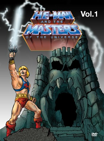 He-Man and the Masters of the Universe, Vol. 01 (2 DVDs)