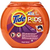 Tide Pods Laundry Detergent Spring Meadow Scent 57 Count