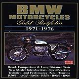 BMW Motorcycles 1971-76 Gold Portfolio