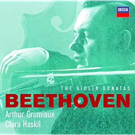 Beethoven: The Violin Sonatas (3 CDs)