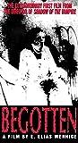 Begotten [VHS] [Import]