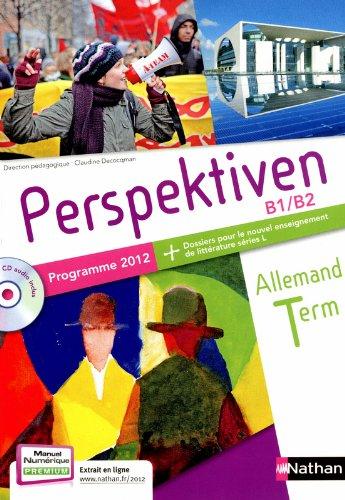 perspektiven terminales + cd 2012