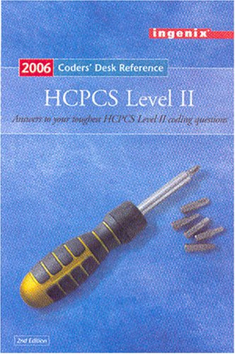 Hcpsc Level 2 Code Book