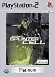 Tom Clancys Splinter Cell Platinum PS2