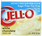 Kraft Jello Instant Sugar Free White...