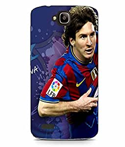 Make My Print Printed Back Cover for Huawei Honor Holly