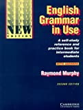 English Grammar in Use, New edition, With Answers Murphy Raymond