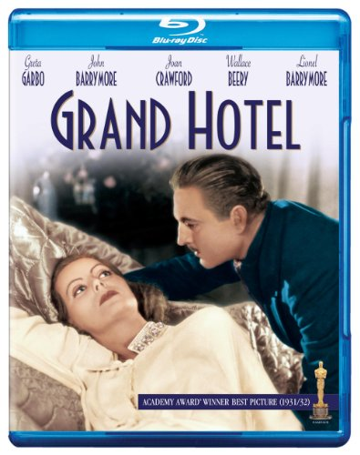 Blu-ray : Grand Hotel (Blu-ray)