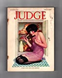 img - for Judge Magazine - November 24, 1923. Enoch Bolles Cover; Ralph Barton; Clive Weed; Charles Baskerville; James Montgomery Flagg; Gilbert Wilkinson; Angus MacDonnall; Art Deco.
