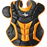 All Star System 7 Chest Protectors Black Orange by All-Star