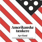 Ayn Rand (Amerikanske tænkere)   Astrid Nonbo Andersen, Christian Olaf Christiansen