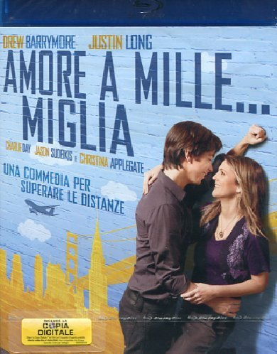 Amore a mille... miglia [Blu-ray] [IT Import]