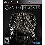 Game of Thrones PS3 Video Game