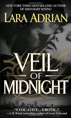 Image of Veil of Midnight (The Midnight Breed, Book 5)